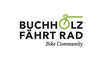 Buchholz fährt Rad